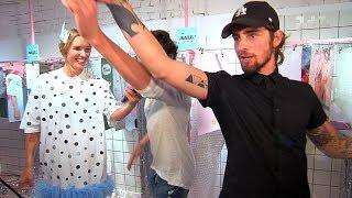 Пристрасті на танцполі: Володимир Дантес танцює з Євгеном Котом