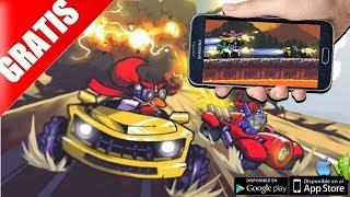 Dica de Jogo Gratis Intergalactic Road Warriors Android,Iphone download free