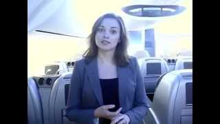 Inside the Boeing 787 Dreamliner cabin - Exclusive tour by Boeing expert