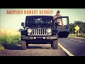 2016 Jeep Wrangler Unlimited Sahara | an average guy's review