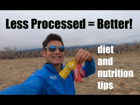 Whole Foods (Real Food) Running Nutrition and Diet Tips | Sage Canaday thumbnail