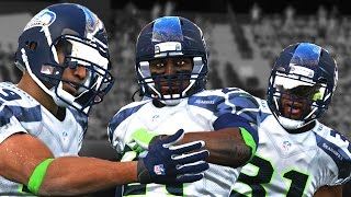 madden 15 career mode gameplay s4 legion of boom beast in mexico perfect record