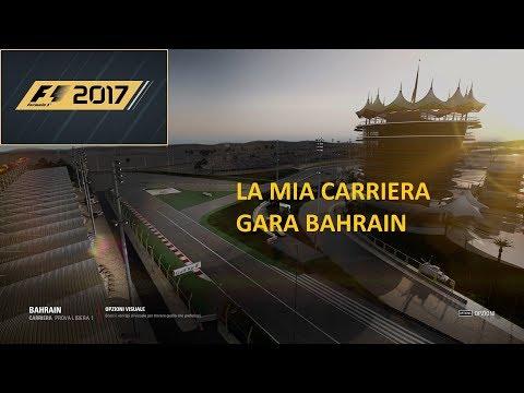 F1 2017™ gara Bahrain la mia carriera