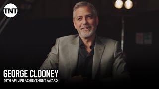 George Clooney on Pranking His Co-Stars   AFI 2018   TNT