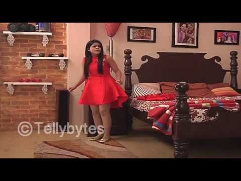 Thapki tries to impress Bihan in Short dress in thapki Pyaar ki