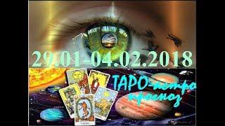 СКОРПИОН. ТАРО-астро прогноз на 29.01-04.02.2018. Tarot. ЛУННОЕ ЗАТМЕНИЕ 31.01.2018
