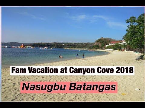 Fam Vacation at Canyon Cove 2018 (Nasugbu Batangas)
