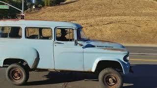 1963 Dodge Town Wagon Power Wagon