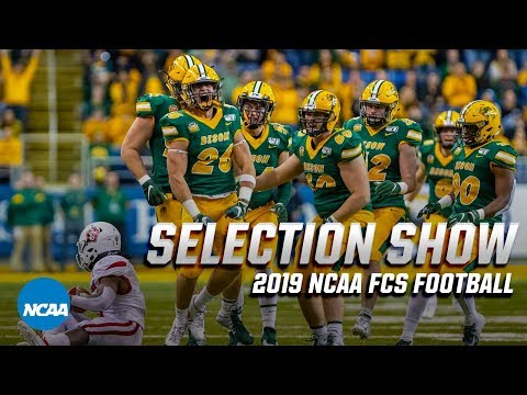 2019 FCS Football Selection Show | Full Bracket Reveal