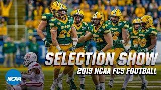 2019 FCS football selection show   Full bracket reveal
