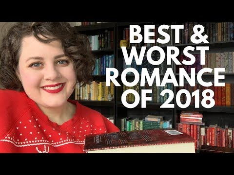 Best & Worst Romance Books of 2018