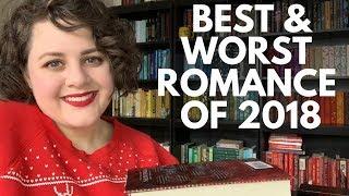 Best & Worst Romance Books of 2018
