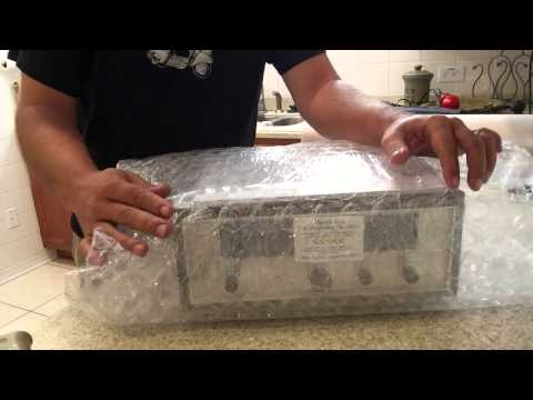 EBAY How to Pack / Ship Vintage Electronics / Sealing items