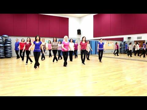 On The Loose - Line Dance (Dance & Teach in English & 中文)