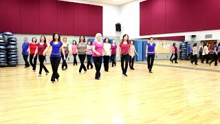 On The Loose - Line Dance (Dance & Teach in English & 中文)