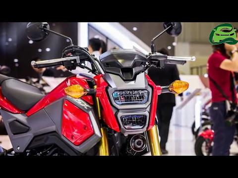Updated 2017 Honda MSX125 launched in Vietnam