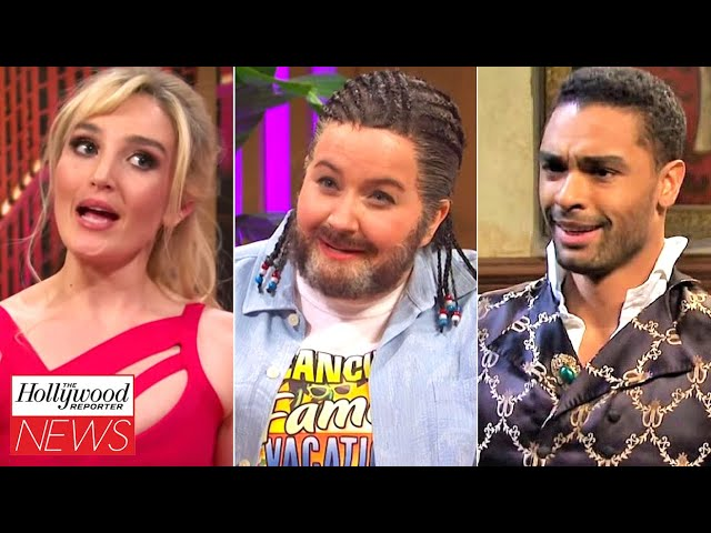 'SNL' Recap: Regé-Jean Page Hosts, Britney Spears Gets Ted Cruz to Apologize & More | THR News