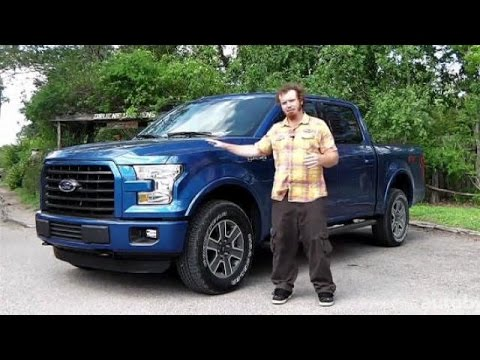 2015 Ford F-150 First Drive Video Review - YouTube