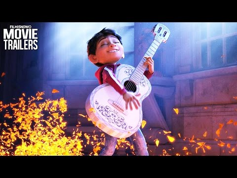 Thumbnail: COCO | Teaser Trailer for upcoming Disney Pixar Movie