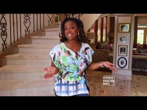CELEBRITY HOMES: Inside the Home of Kandi Burruss| RHOA | Bravo | Celebrity Real Estate Agent