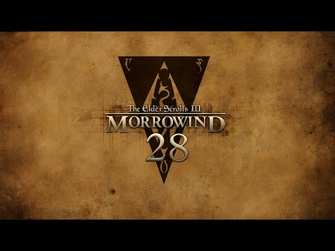 Let's Play - The Elder Scrolls III: Morrowind - 28 The Puzzle Box