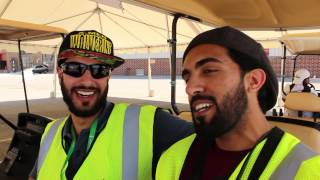 Interview with Volunteers of Jalsa USA 2015