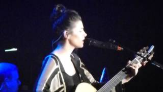 Katie Melua - Nine Million Bicycles - Live in Lingen 30-11-2013