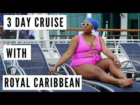 3 DAY ROYAL CARIBBEAN CRUISE| Travel Vlog| Mariner of the Seas