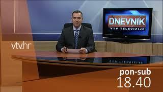 VTV Dnevnik najava 16. lipnja 2018.