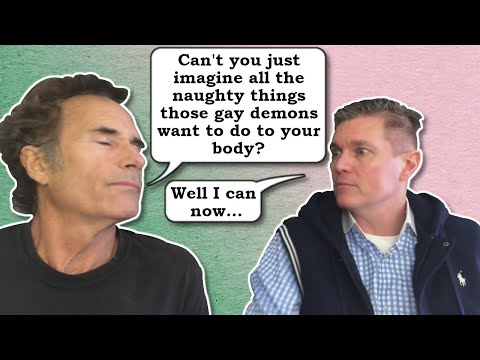 Christian Preachers Talk About Gay Demons & Witchcraft