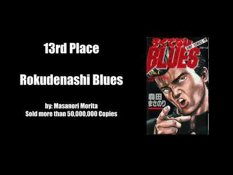 Top 35 Best Selling Manga of Weekly Shonen Jump