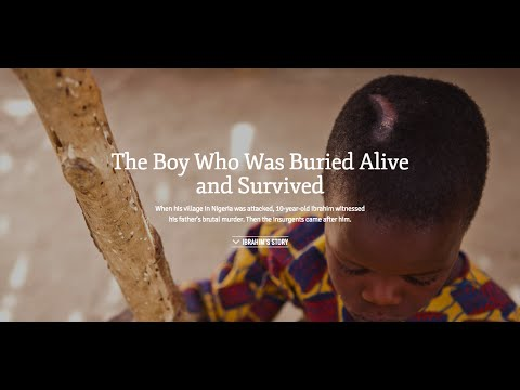 Nigeria: The Boy Who Was Buried Alive and Survived