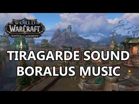 Tiragarde Sound Boralus Music - Battle for...