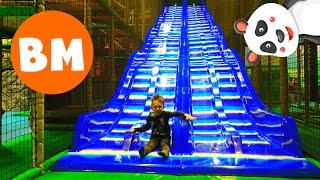 ВМ: Детский лабиринт Веселые Джунгли #1 |  Children maze Funny Jungle #1