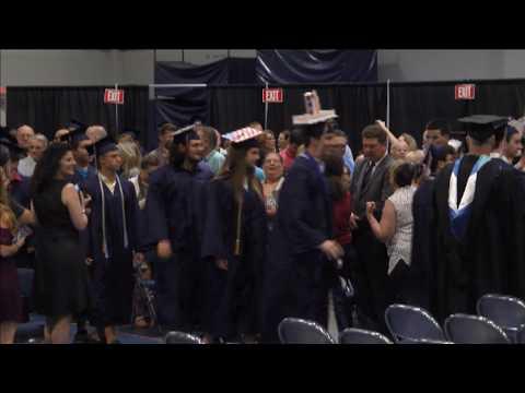 New Fairfield High School Graduation 2017
