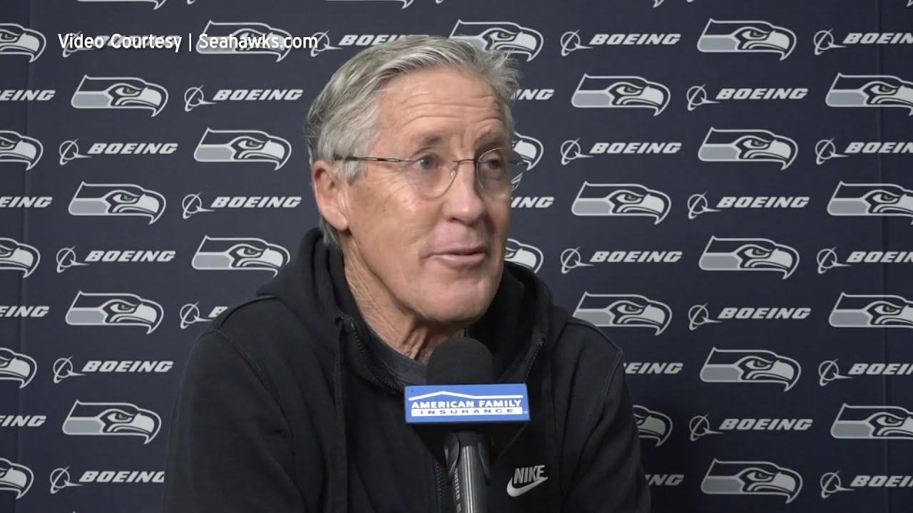 Pete Carroll on Offensive Change 2021-01-13