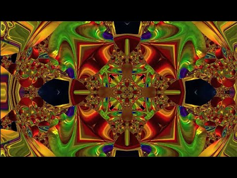 "Shamanic Dance ""Mysterious Hidden World """