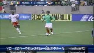 México vs Panamá Copa Oro 2009 Jornada 2 1 1