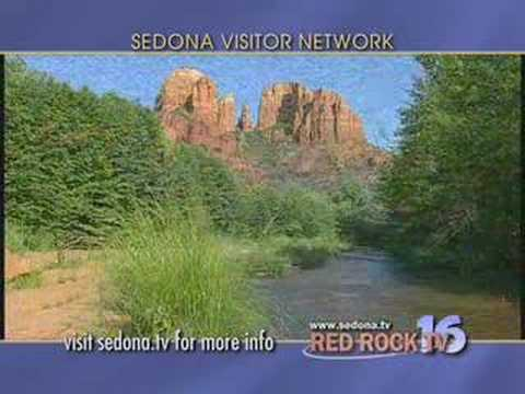 Sedona Red Rock loop Road