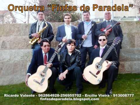 Orquestra Finfas de Paradela   Corridinho de Paradela