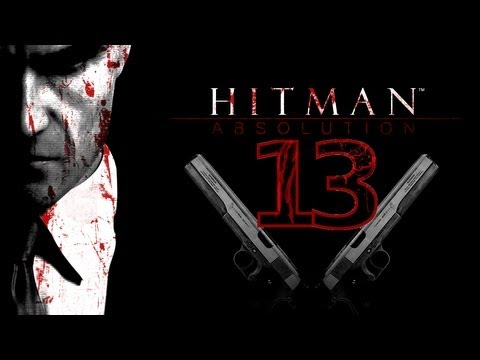 Hitman Absolution part 13  Purysta / Mission 13  / Let's play 13 / Gamplay 10 XBOX 360 / PS 3 HD PL