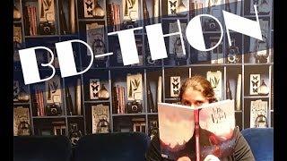 BD-Thon (02) une orgie de bandes dessinées !