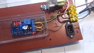 видео Компаратор напряжения