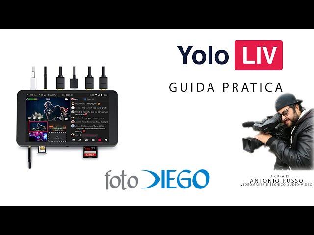 GUIDA PRATICA YOLOBOX - YOLOLIV