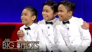 TNT Boys Little Big Shots Australia 2018