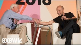 Roland Griffiths, Tim Ferriss | The Future and Science of Psychedelics | SXSW 2018
