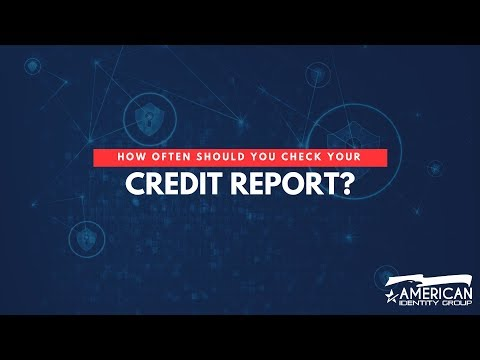 How To Check Your Annual Free Credit Report