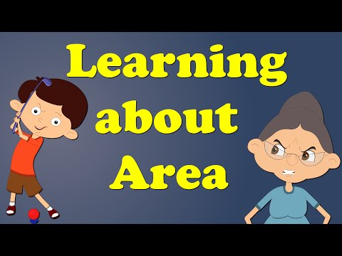 Learning about Area