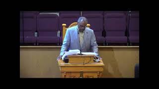 Mt Moriah Pastoral Prayer
