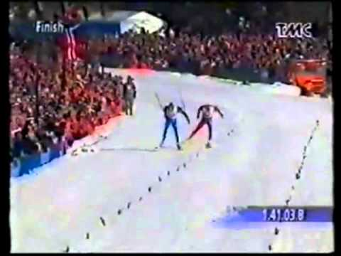 Staffetta italia 4x10 Lillehammer 1994